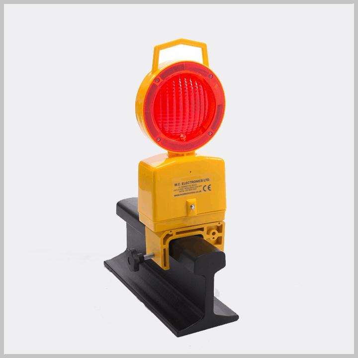 MCE 1628 Points Run Through (PRT) Til Dawn Lamp c/w Railtop Clamp