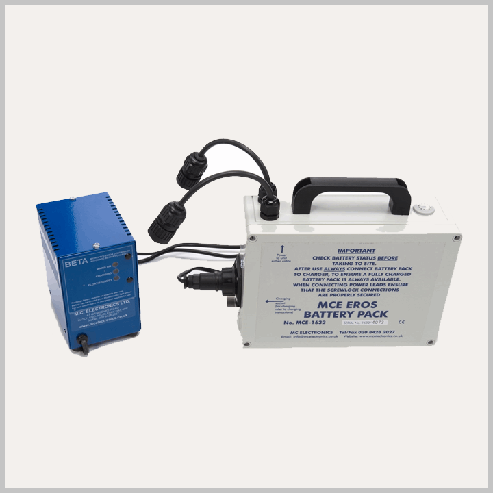 MCE-1638-Single-Charger