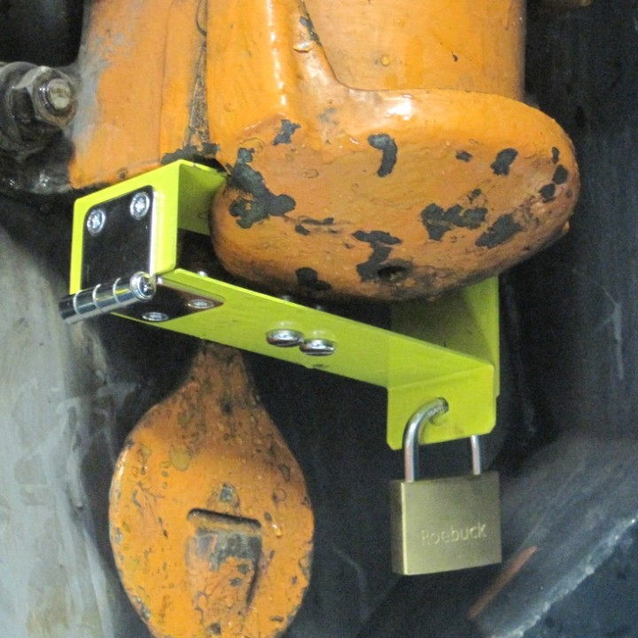 MCE 6100 Auxiliary – Auxiliary Lock Off Plug