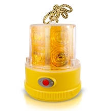 MCE D Beacon (Yellow MCE D/Y) LED Magnetic D Beacon With Yellow LED's