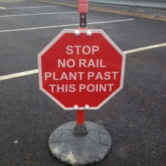 MCE 214 – STOP No Rail Plant
